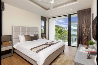 VILLAS - MASTER BEDROOM