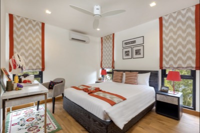 VILLAS - SECOND BEDROOM