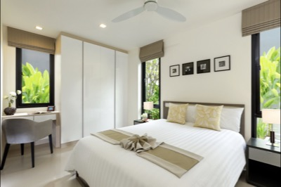 VILLAS - BEDROOM 4